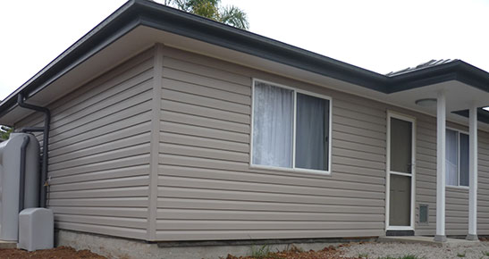 Weatherboard Granny Flats
