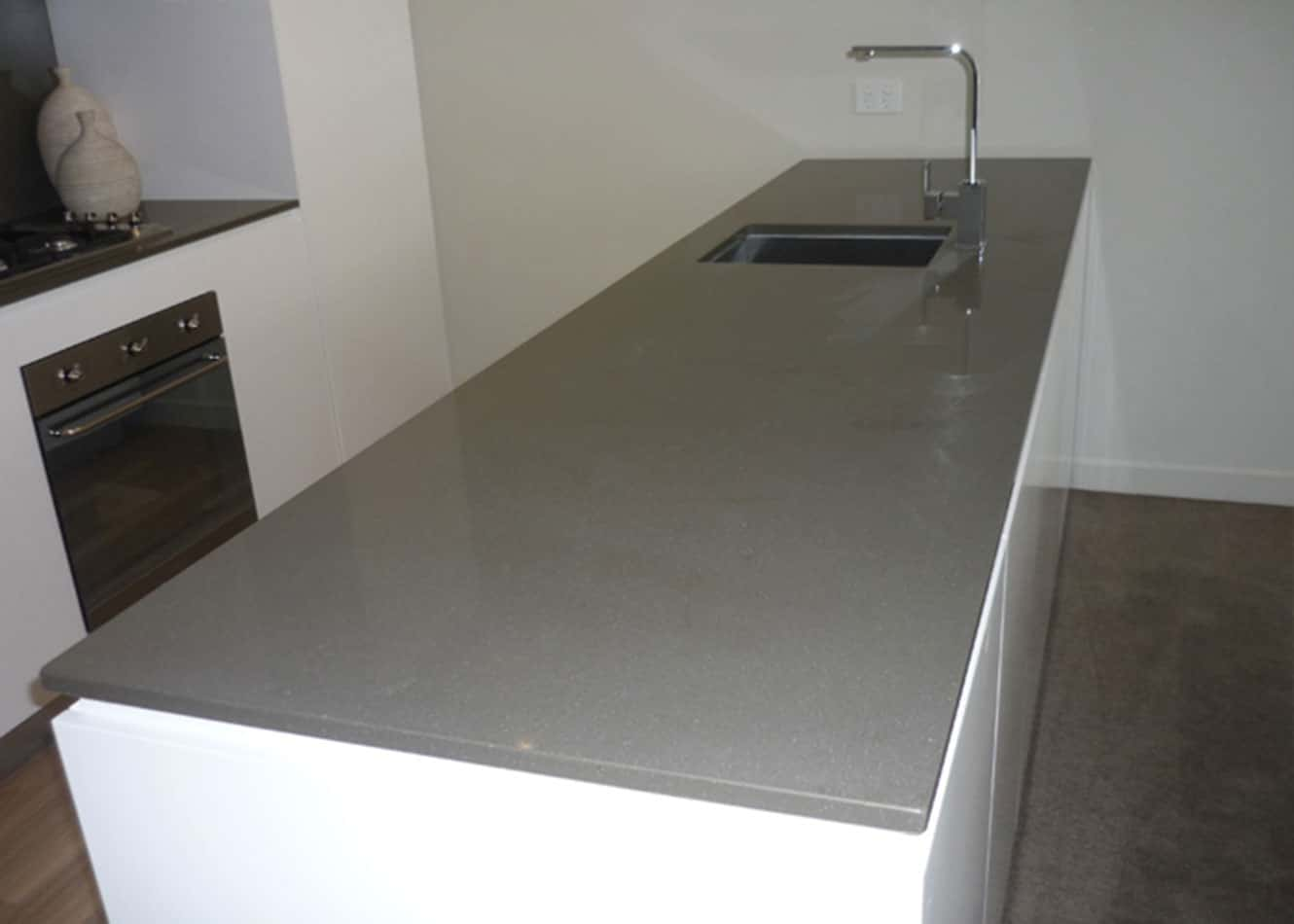 200mm Caesar Stone Bench Top