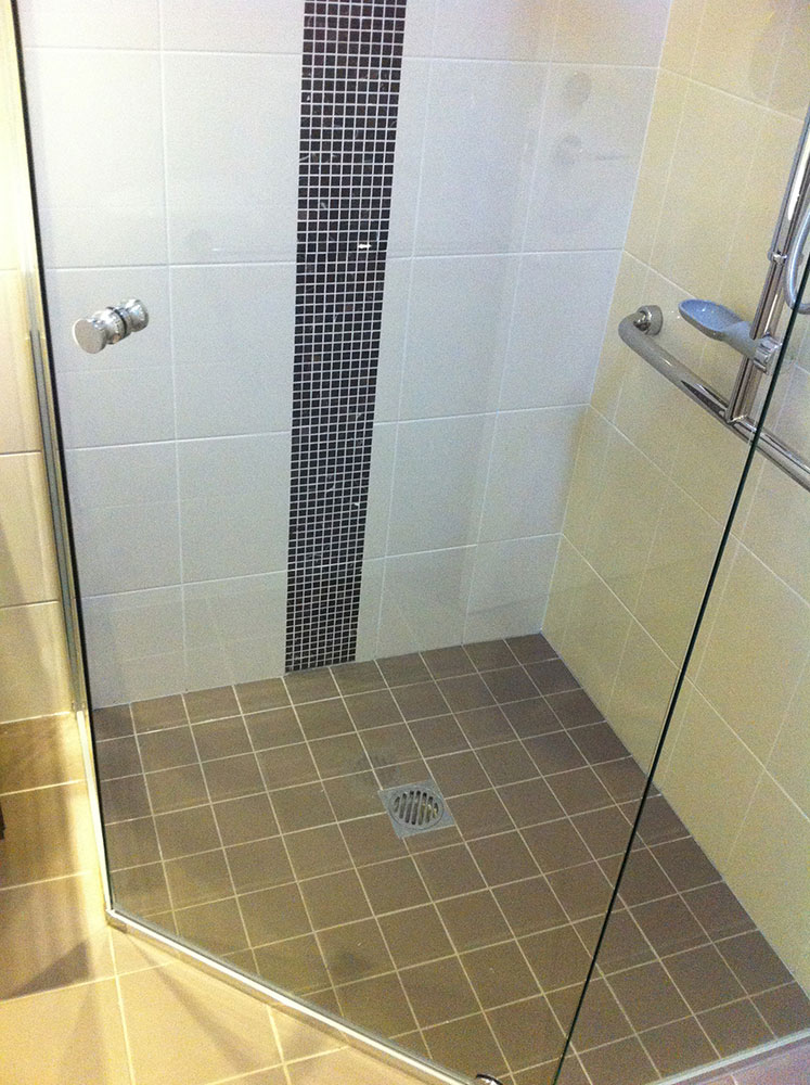 Premium Quality Shower Features