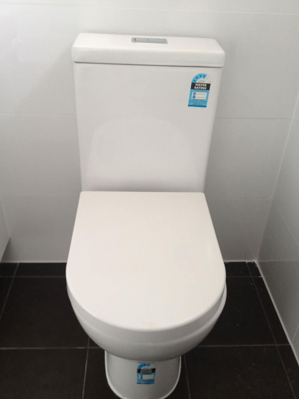 Standard Back to Wall Toilet Suite with a Wide Selected Range
