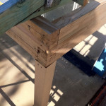 Austech Panels to Screwed to Timber Beams