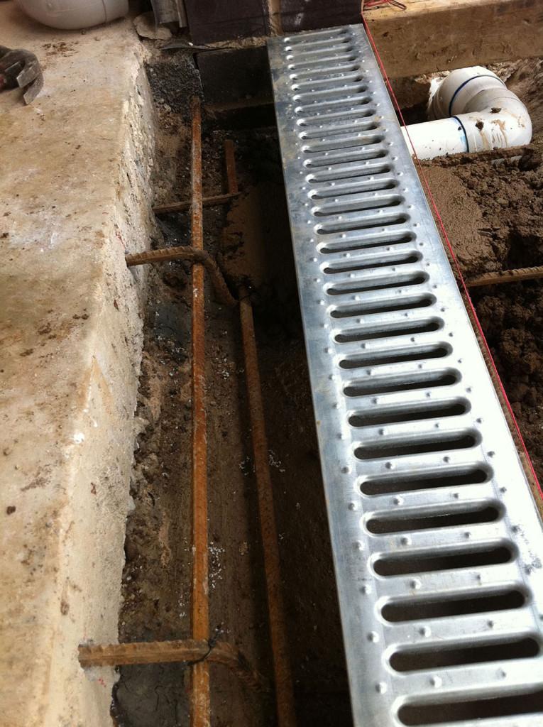 Steel Reinforced As Per In-House On Site Engineering