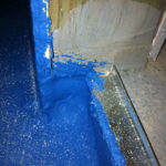 High Density Aluminium Waterproof Angle at Door Threshold