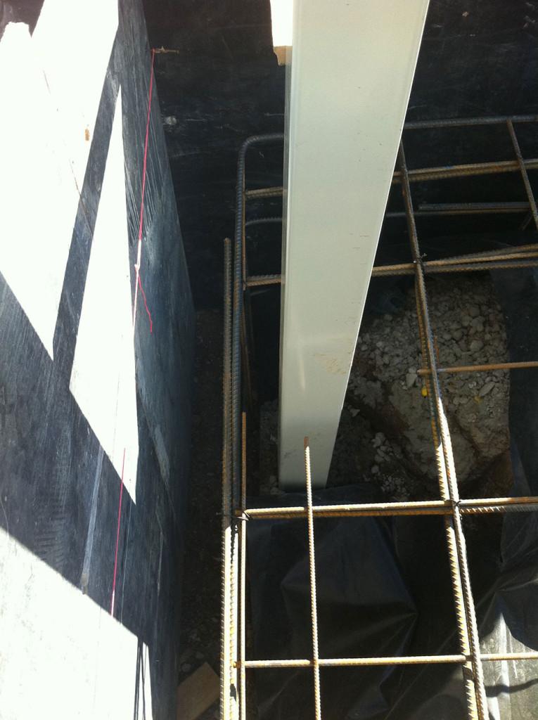 Concrete Encased Carport Posts For Upmost Strength