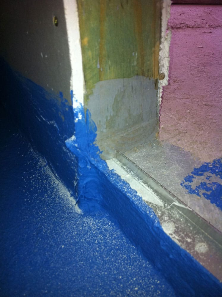 Latest German Technology Acrylic Waterproofing System