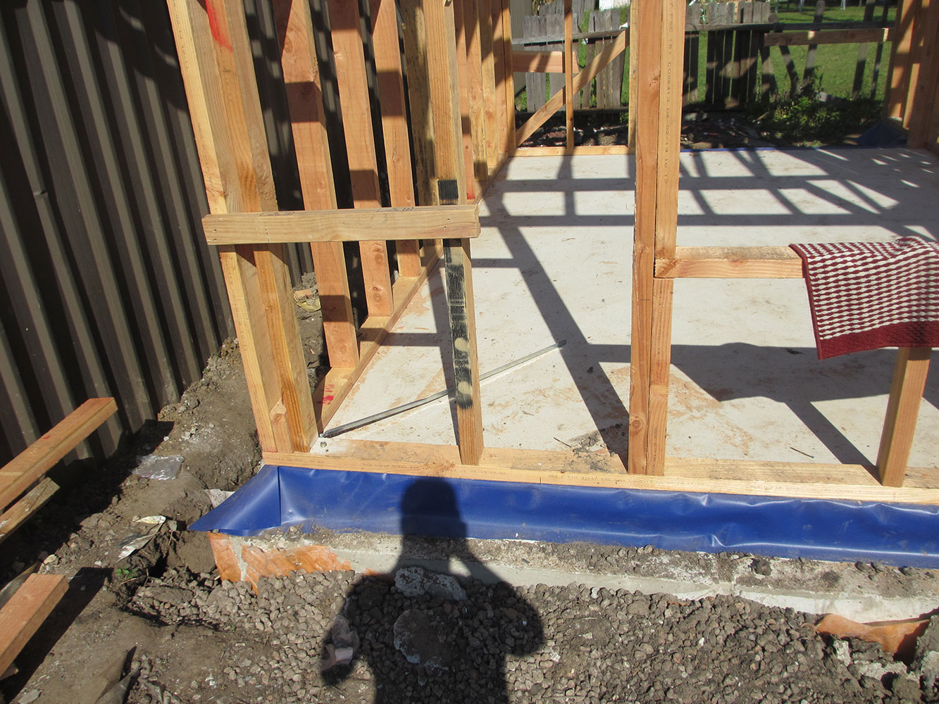 Structural Framing With Termite Protection To AS3660