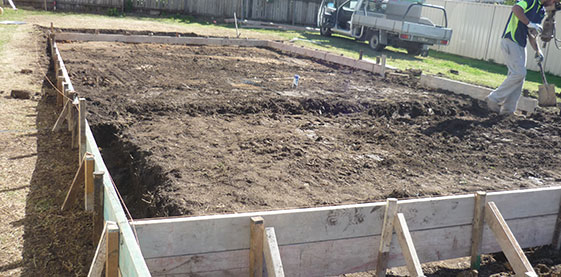 A Liverpool Granny Flat under Construction