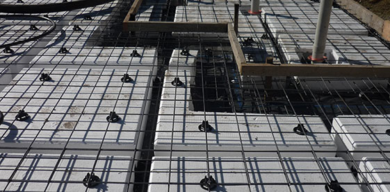 Quality Concrete Slab Construction on Liverpool Granny Flat
