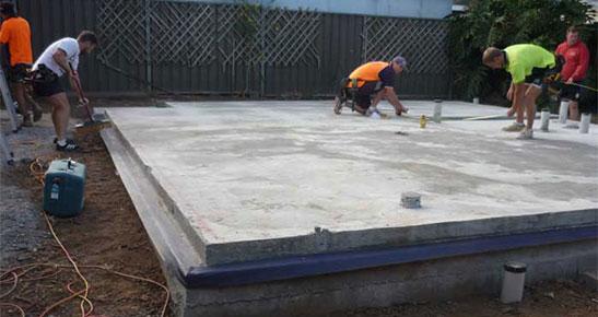Granny Flat Construction