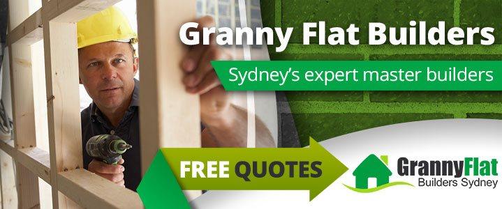 Granny flat builders slider