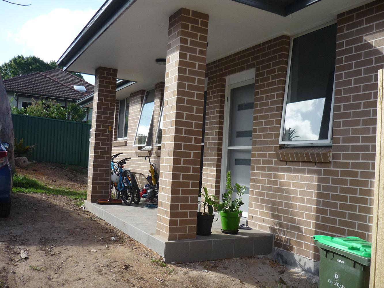 Brick Granny Flat Project 3.2