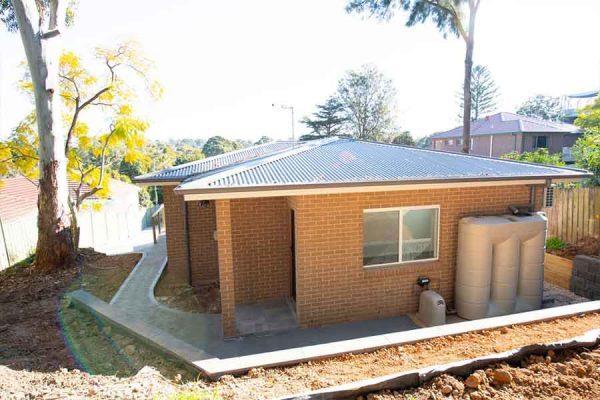 granny-flat-builders-pymble-outside