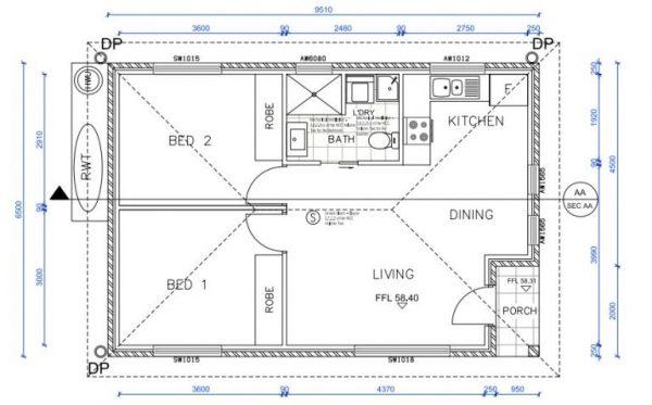 granny-flat-builders-gladesville-floor-plan